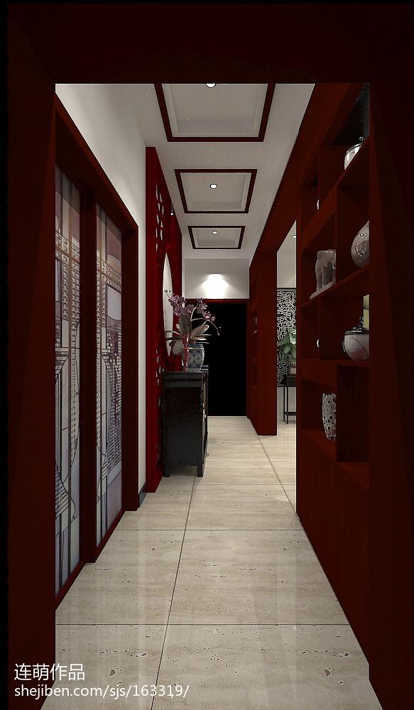 农村自家大厅设计图_2863260