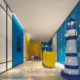 郑州哈泊港湾主题连锁酒店设计案例_2867952