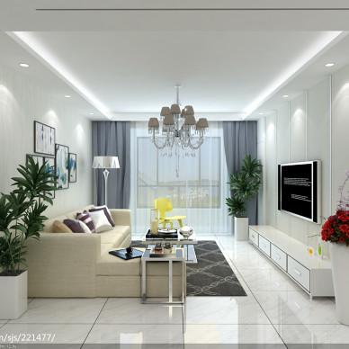 东河138平米现代风格设计_2870165