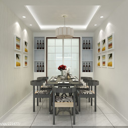 东河138平米现代风格设计_2870166
