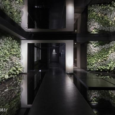 安德廚電展廳入口設計圖