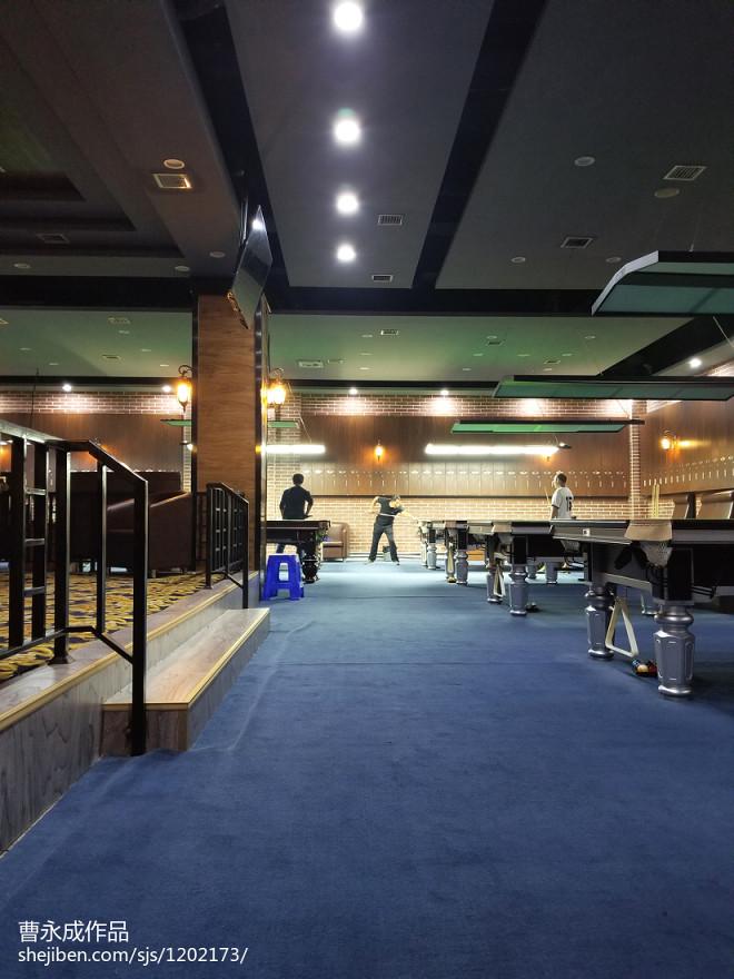 500平台球厅升级设计实景_2881