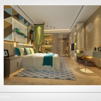 大城市小房间----温暖一居室_2884032