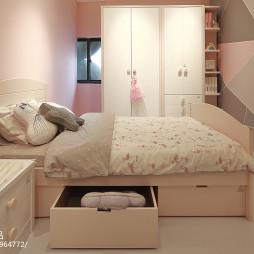 儿童家具展厅卧室设计图