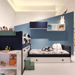 儿童家具展厅内部设计图片