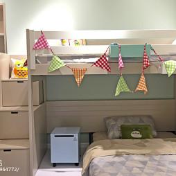 儿童家具展厅儿童房设计图