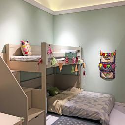 儿童家具展厅内部设计效果图
