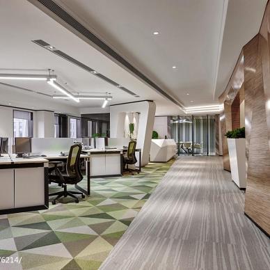 盛世嘉创办公空间设计效果图