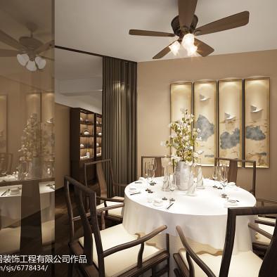新中式  茶馆