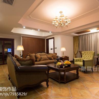 中建芙蓉和苑170平方米美式乡村风格_2894067