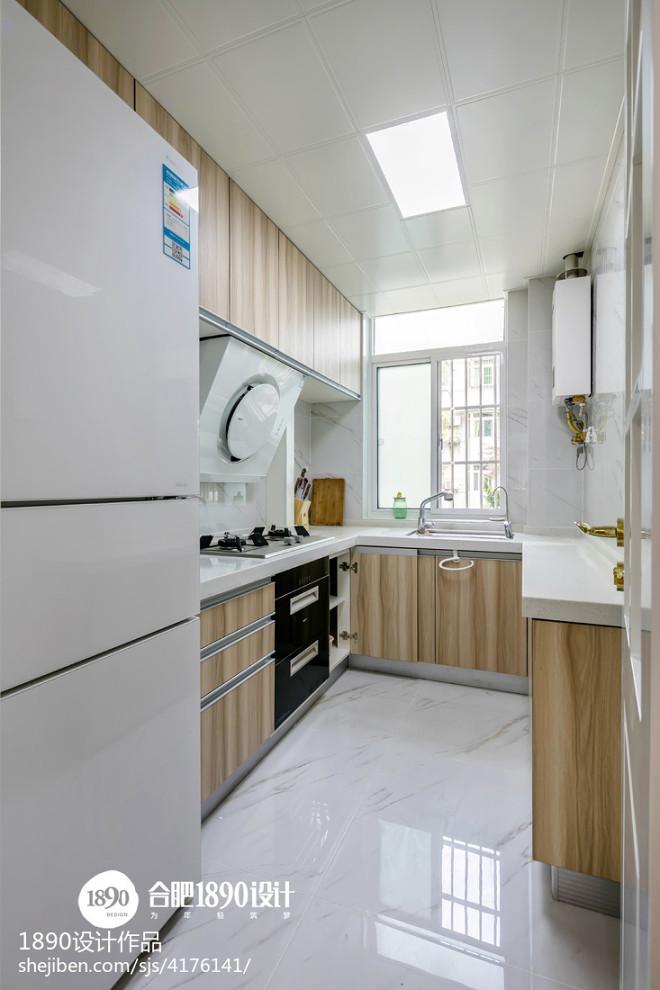 北欧三居厨房设计效果图