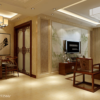 中式家装_2900347