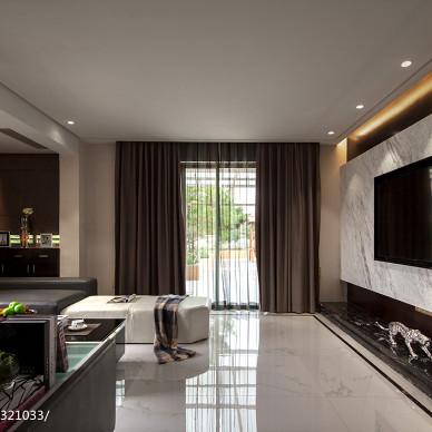 灯都华庭私宅设计-照片实景_2908885