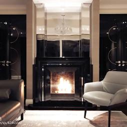 M.COSTLY别墅壁炉设计图片