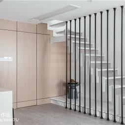 简约风二居楼梯设计图