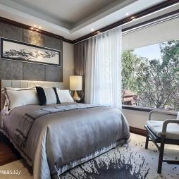 东南亚风格豪宅卧室设计图片