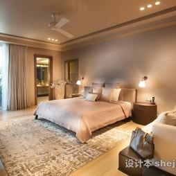 现代风格卧室整体装饰图片