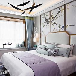 中式别墅卧室设计图片