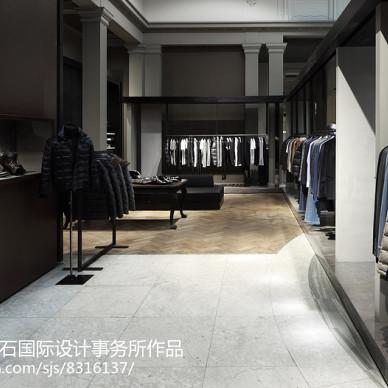 男装店设计_2937227