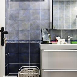 简约风格二居小卫浴设计图片