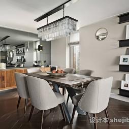现代风格客厅整体装修图片