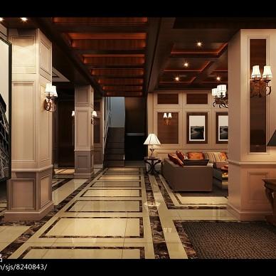 朴园别墅设计--------------《优雅之家》SRY设计出品_2945408