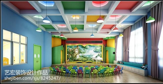 娄底万婴幼儿园设计方案_294721