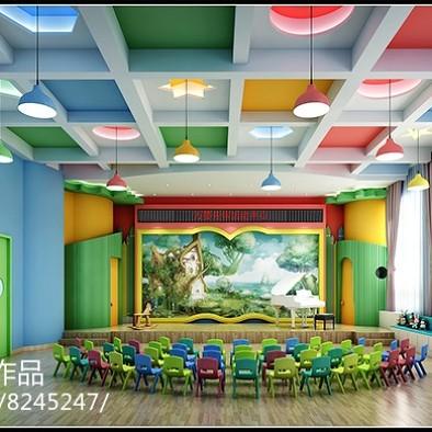 娄底万婴幼儿园设计方案