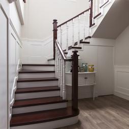 240平复式美式楼梯设计图