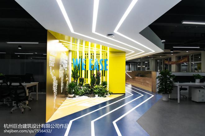 微易科技信息(杭州)办公室设计_29