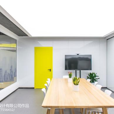 微易科技信息(杭州)办公室设计_2962123