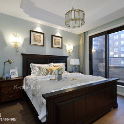 美式别墅卧室设计图片