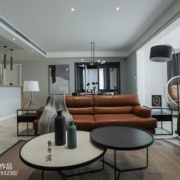 豪华现代四居客厅设计图片
