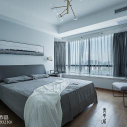 豪华现代四居卧室设计图