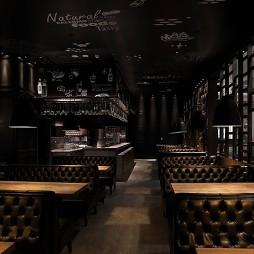 NINI意大利餐厅餐桌设计图