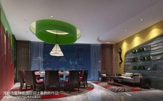 深圳蜜蜂组室内设计—雲南曲靖躍進酒店