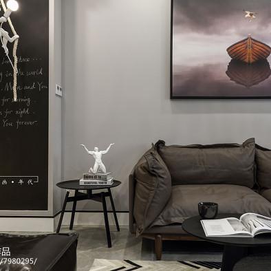 苏州画年代设计——《咖啡先生》