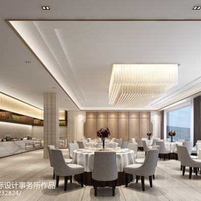 深圳蜜蜂组室内设计—广州空军餐厅