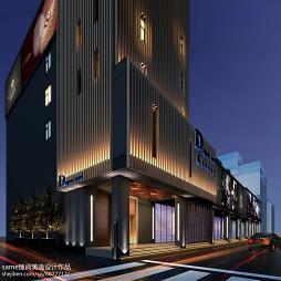 石龙名典酒店整体设计项目_2979354