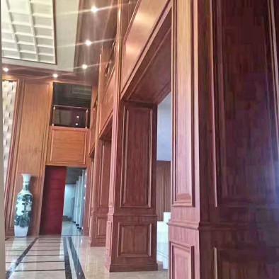 大速机电 办公楼门厅及总经理办公室项目