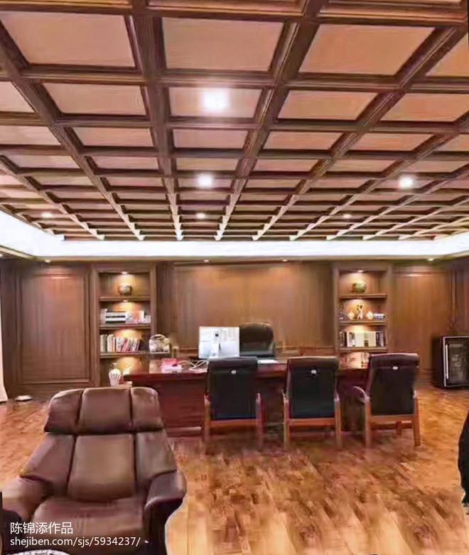大速机电 办公楼门厅及总经理办公室项