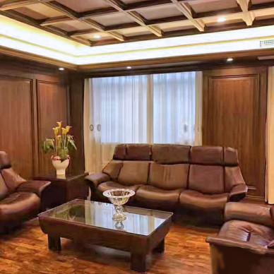 大速机电 办公楼门厅及总经理办公室项目_2982307
