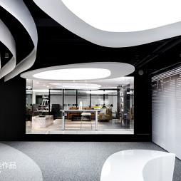 pinwell创意办公室展厅设计图