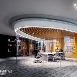 pinwell创意办公室展厅会议室设计图片