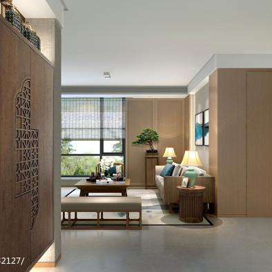 苏城北苑清新中式设计_2984943