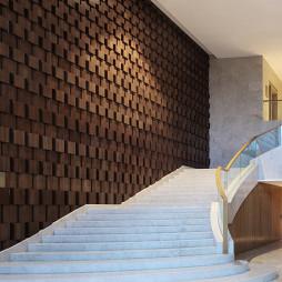 成都酒店楼梯设计图