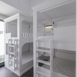 简约现代别墅儿童房设计图片