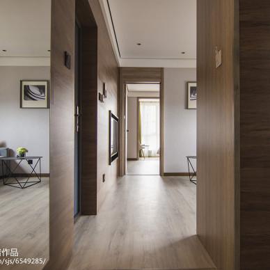 室内住宅设计实景案例—《精致~简约生活》_2988446