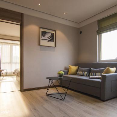 室内住宅设计实景案例—《精致~简约生活》_2988447