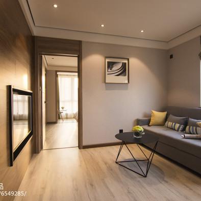 室内住宅设计实景案例—《精致~简约生活》